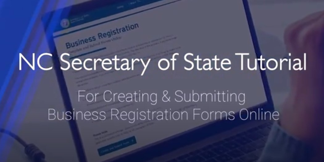Create and Submit a Creation Filing Online