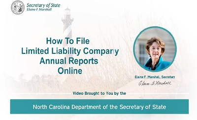 How Fo File LLC Annual Report