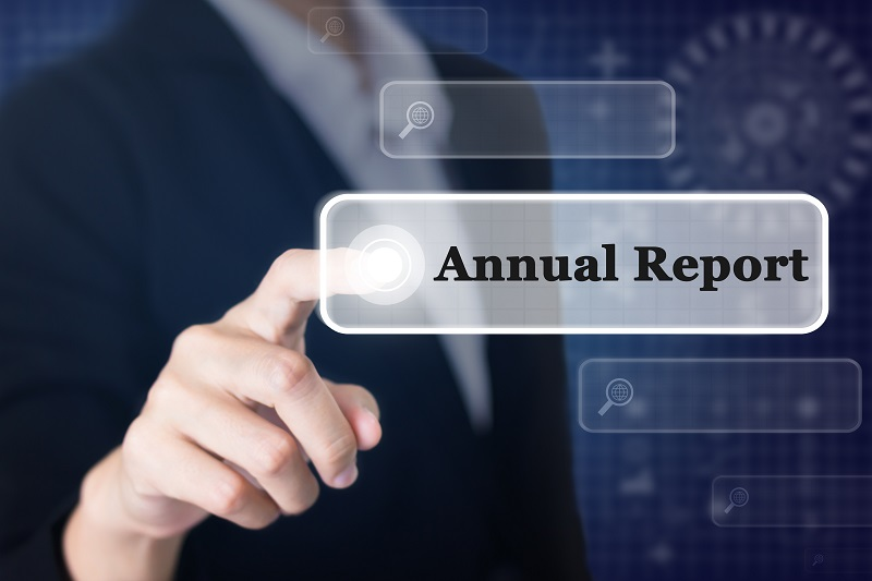 File an Annual Report